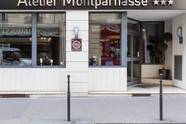Atelier Montparnasse Hotel - фото 20