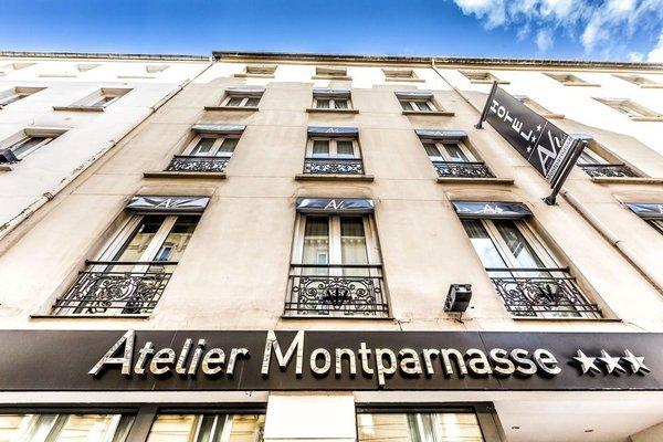 Atelier Montparnasse Hotel - фото 22