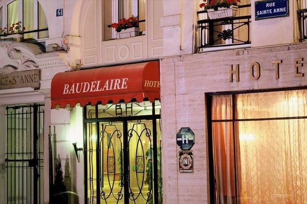 Hotel Baudelaire Opеra - фото 17