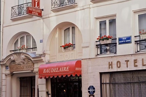 Hotel Baudelaire Opеra - фото 21