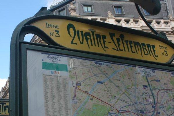 Hotel Baudelaire Opеra - фото 22