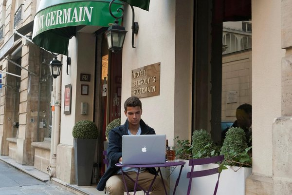 Hotel Bersolys Saint-Germain - 23