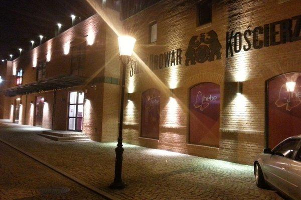 Hotel Browar Koscierzyna - фото 18