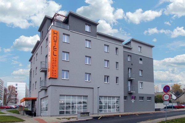Hotel Lazensky Vrch - фото 19
