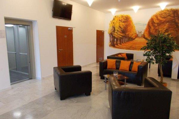 Hotel Lazensky Vrch - фото 7