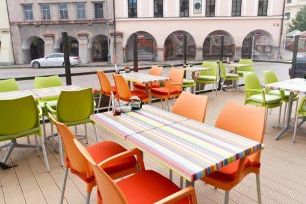 Hotel Zlata Hvezda - фото 18