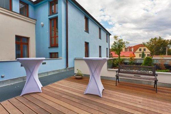 Hotel Zlata Hvezda - фото 21