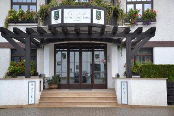 Antik Hotel Sofia - 23