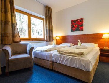 Гестхаус Lipno Lake Resort
