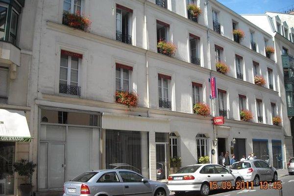 Hotel Cardinal Rive Gauche Paris - фото 26