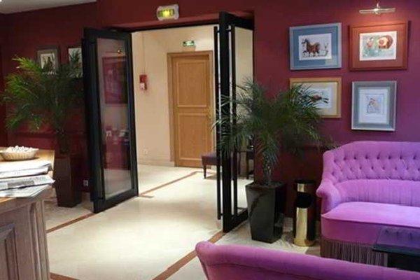 Hotel Cardinal Rive Gauche Paris - фото 7