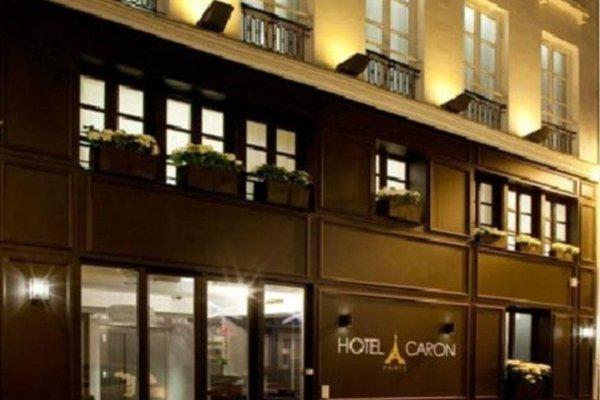 Hotel Caron - фото 23