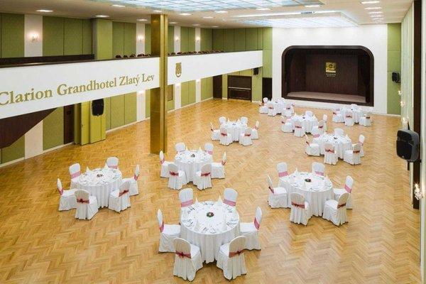 Clarion Grandhotel Zlaty Lev - 16