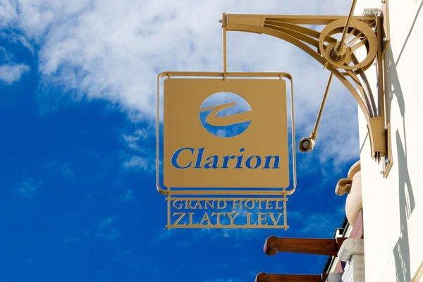 Clarion Grandhotel Zlaty Lev - 21