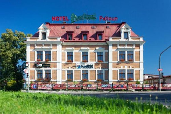 Pytloun Hotel Liberec - фото 22