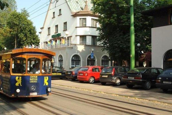 Hotel U Jezirka - фото 23