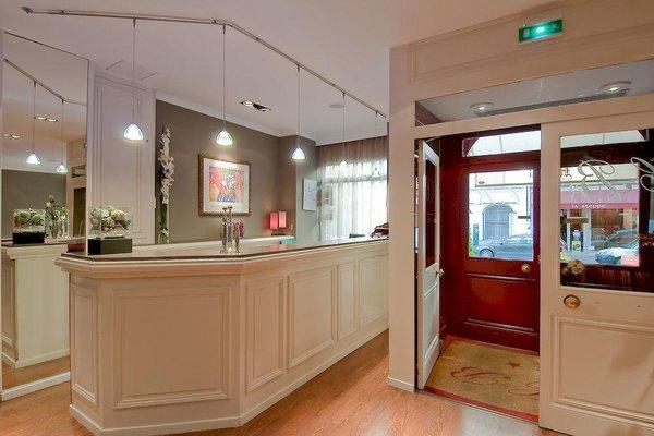 Hotel Claude Bernard Saint-Germain - фото 16