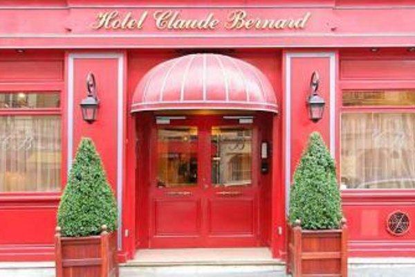 Hotel Claude Bernard Saint-Germain - фото 17