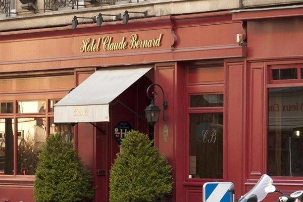 Hotel Claude Bernard Saint-Germain - фото 18