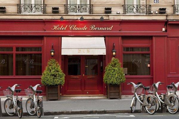 Hotel Claude Bernard Saint-Germain - фото 19