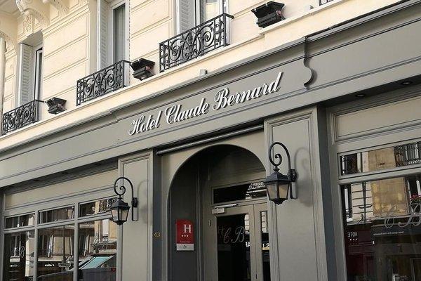 Hotel Claude Bernard Saint-Germain - фото 21