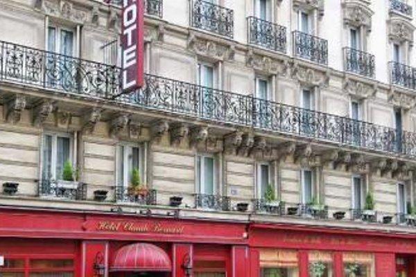 Hotel Claude Bernard Saint-Germain - фото 22