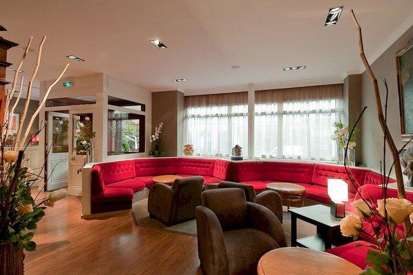 Hotel Claude Bernard Saint-Germain - фото 6