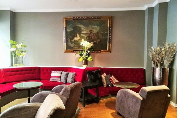 Hotel Claude Bernard Saint-Germain - фото 9