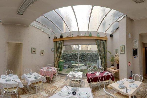 Hotel Le Clos d'Alesia - фото 17