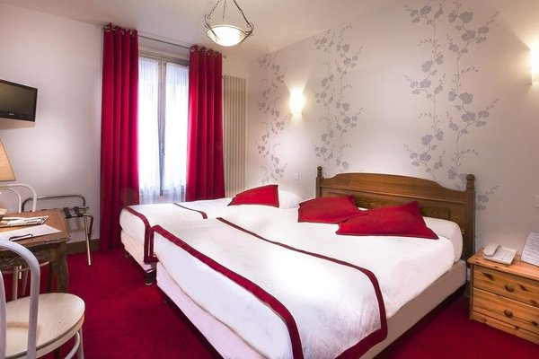 Hotel Le Clos d'Alesia - фото 4