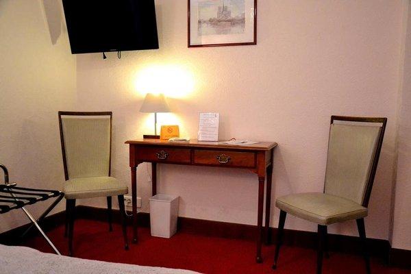 Hotel Le Clos d'Alesia - фото 9