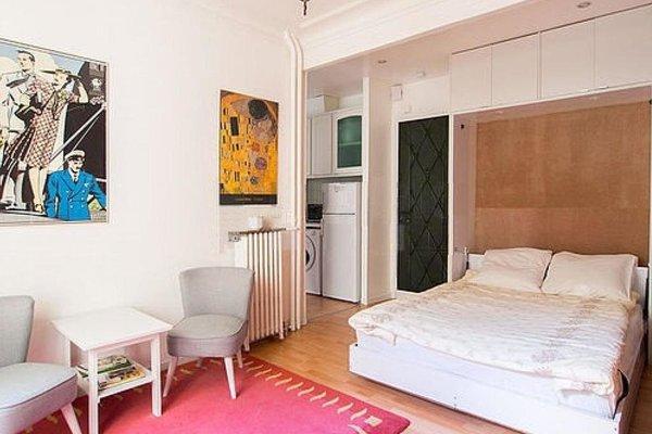Appartement Batignolles Bridaine - фото 7