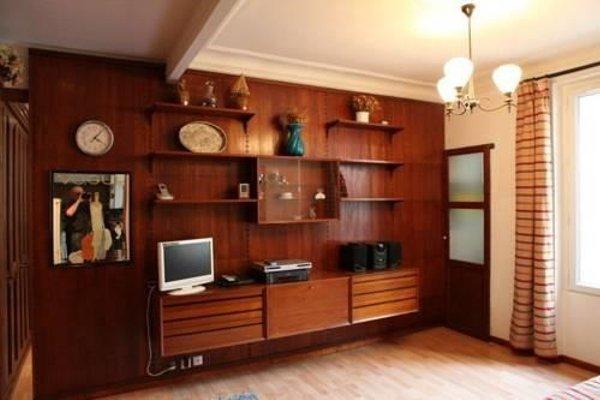 Appartement Batignolles Bridaine - фото 6