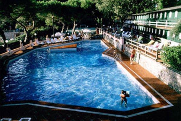 Hotel Fiascherino - фото 16