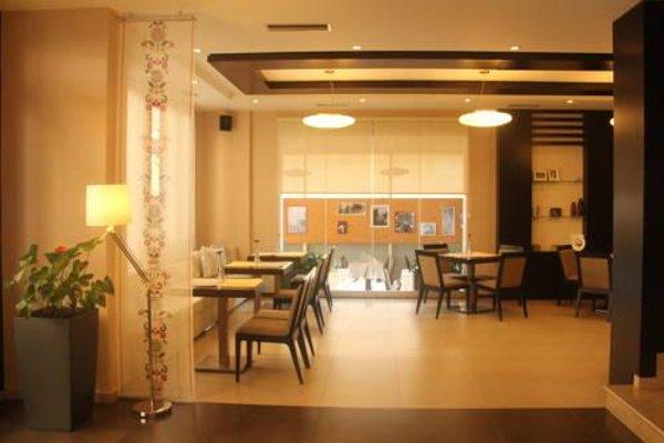 Yasmine's Hotel & Restaurant Tirane - фото 12