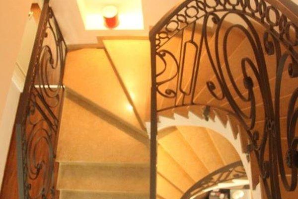 Yasmine's Hotel & Restaurant Tirane - фото 15