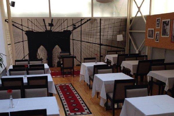 Yasmine's Hotel & Restaurant Tirane - фото 19