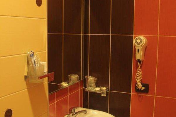 Yasmine's Hotel & Restaurant Tirane - фото 21