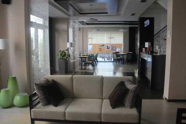 Yasmine's Hotel & Restaurant Tirane - фото 8