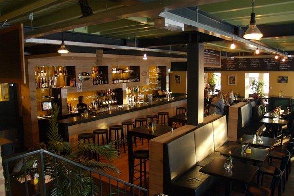 Brouwerij Hotel De Gouden Leeuw - фото 14