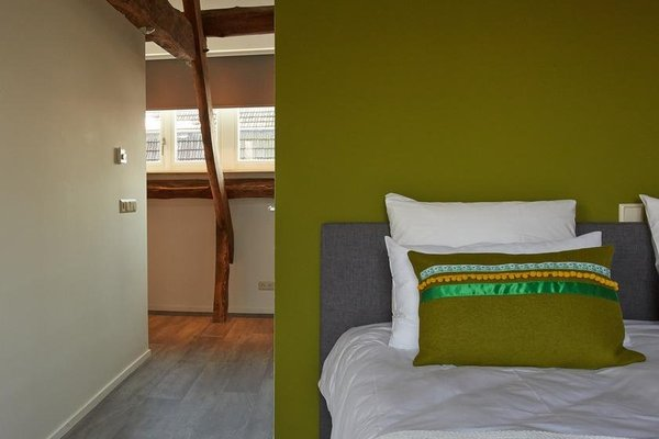 Brouwerij Hotel De Gouden Leeuw - фото 7