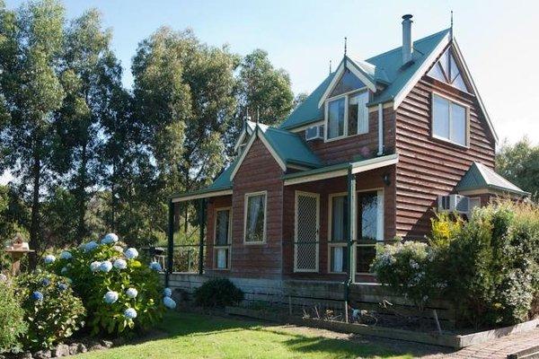 Blue Johanna Cottages - фото 35