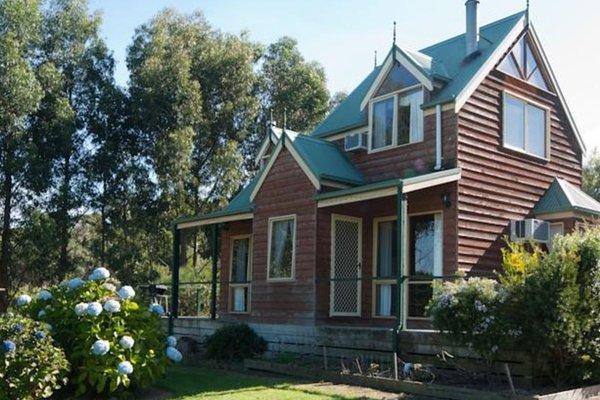 Blue Johanna Cottages - фото 16