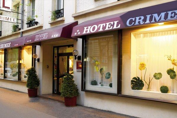 Hotel Crimee - фото 21