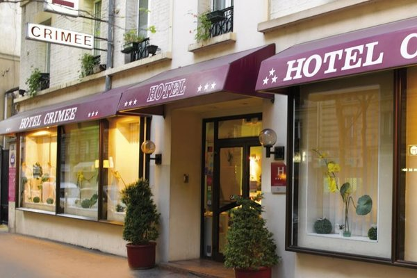 Hotel Crimee - фото 22