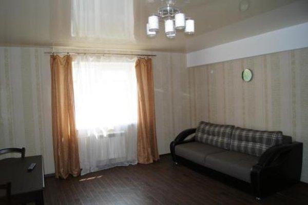 Апартаменты Байкал - 12