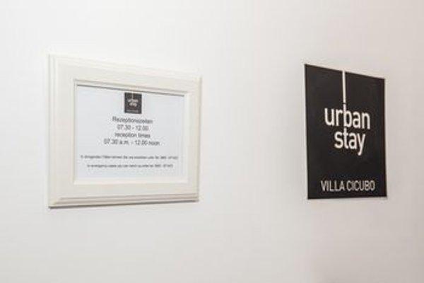 Urban Stay Villa Cicubo - фото 19