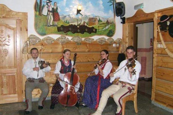 Pensjonat Zbojecki Dwor - фото 10