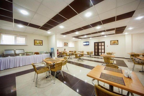 Отель Фаворит - фото 11