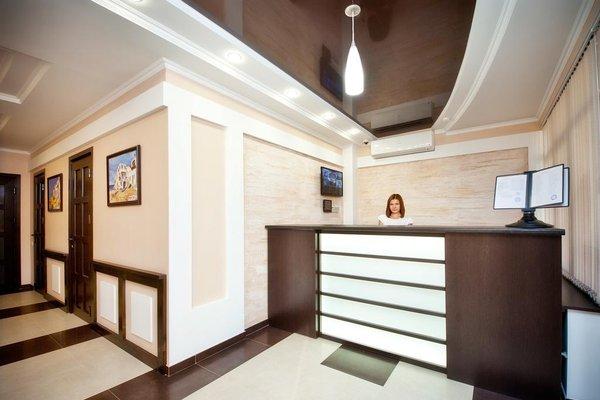 Отель Фаворит - фото 12